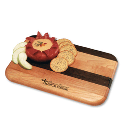 Cutting boards with logo
