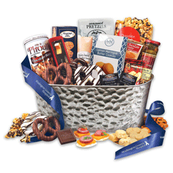 Maple Ridge Farms gift basket
