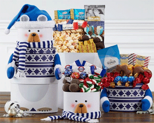 Polar Bear Stack Gift