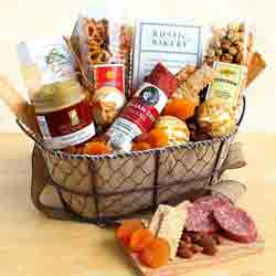 Country Gourmet Gift BAsket