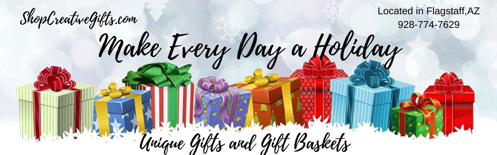 Unique gifts make every day a holiday