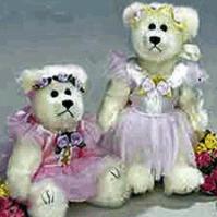 ballarina teddy bear