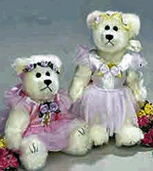 ballarina teddy bear