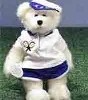 Boy Tennis Bear