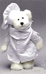 ChefTeddy bear