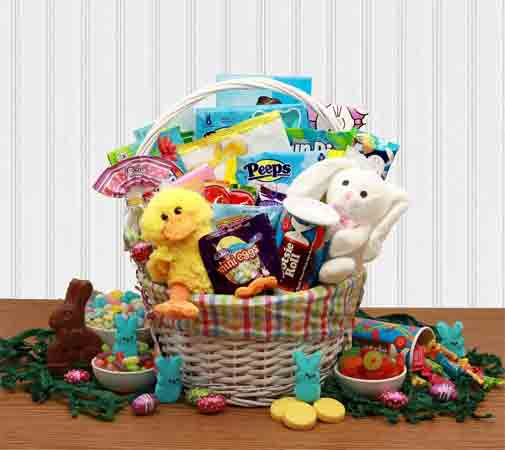 Classical Easter Basket