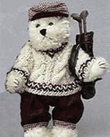 Golfing Teddy bear