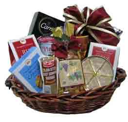 lassic Gourmet Gift Basket