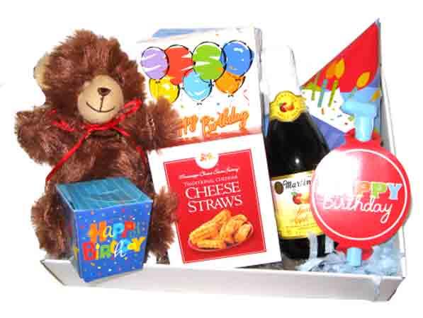 Birthday Bear Hug Box