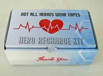 Nurse Thank You Gift Box