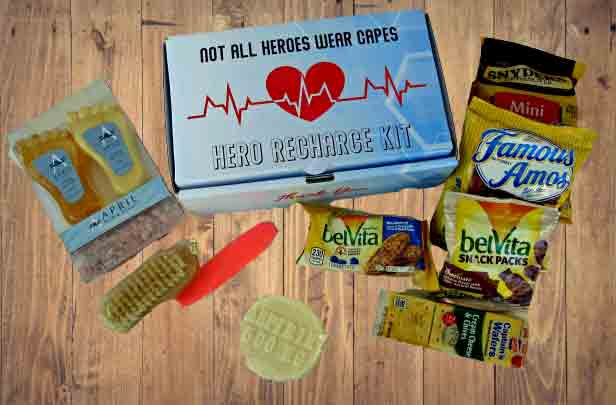 Medical Hero gift box