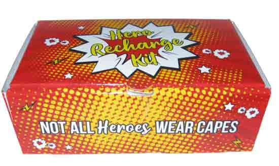 Super Hero Recharge Kit