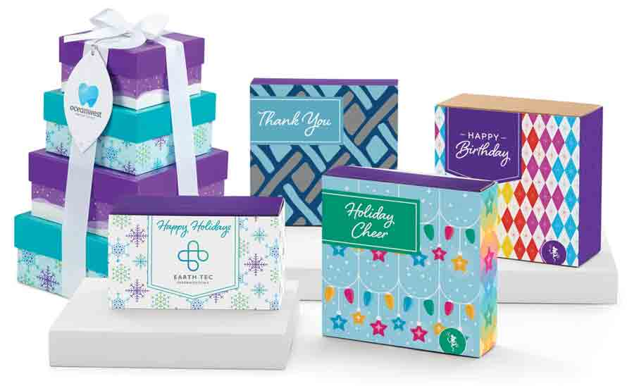 Brownie Gift Boxes