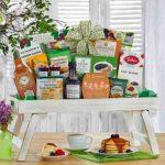 Breakfast onn a Tray gift basket