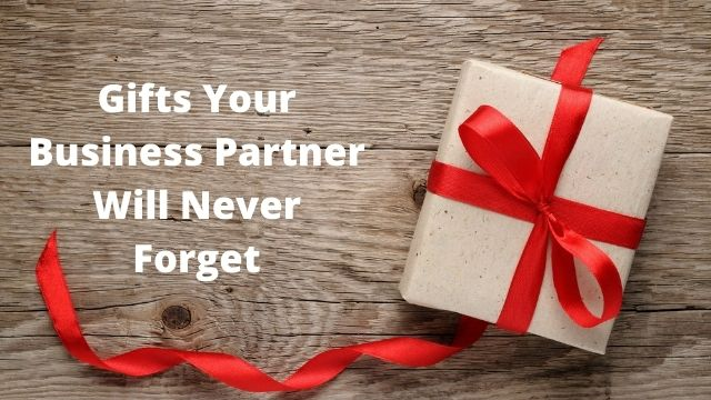 Gifts for Business Partner