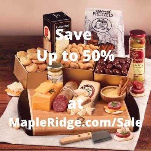 Maple Ridge Sale
