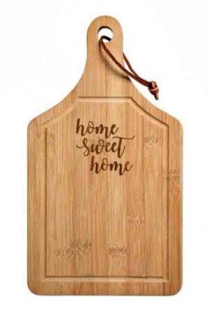 Home Sweet Home Cutting Board