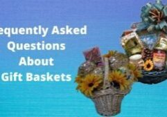 FAQ About Gift BAskets