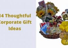 14 Thoughtful Corporate gift Ideas