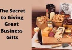 The Secret to Great Business Gifts